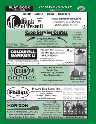 Picture of Ottawa,KS (w/Plats) Desktop Directory-pdf